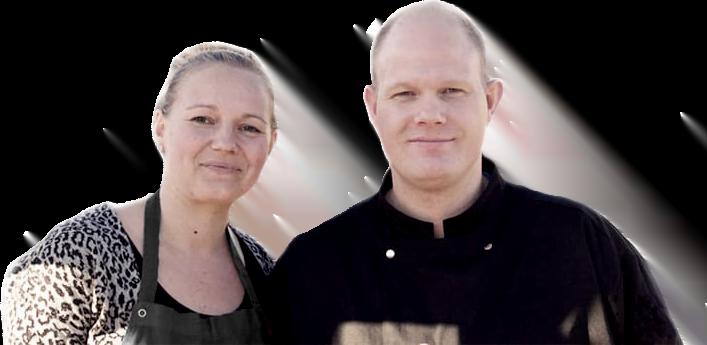 Indehaver af Seest Bageri - Claus og Mette Toft Hansen